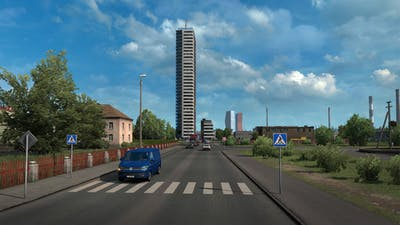 Euro Truck Simulator 2 - Beyond the Baltic Sea | Linux Mac