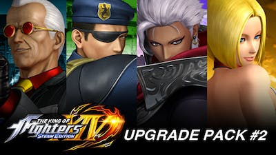THE KING OF FIGHTERS XIV STEAM EDITION UPGRADE PACK #2