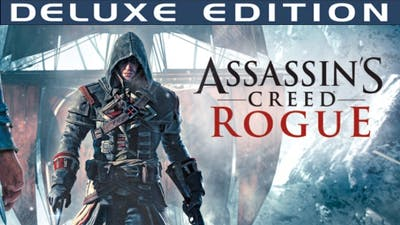 Assassin S Creed Rogue Deluxe Edition Pc Uplay Game Fanatical