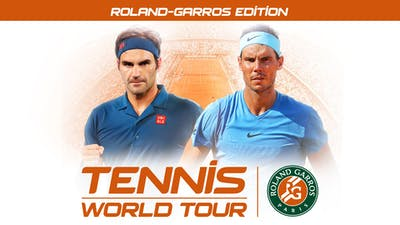 Tennis World Tour Roland-Garros Edition