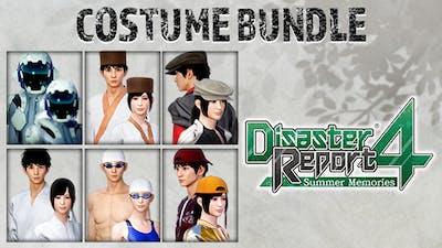 Disaster Report 4: Summer Memories - Costume Bundle - DLC