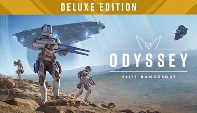 Elite Dangerous: Odyssey Deluxe Edition - DLC