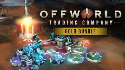 Offworld Trading Company Gold Bundle