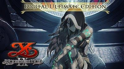 Ys IX: Monstrum Nox Digital Ultimate Edition