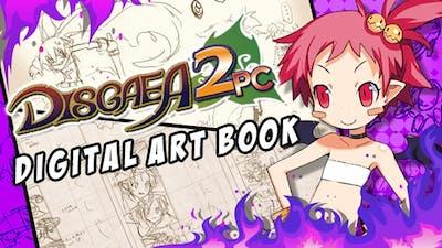Disgaea 2 PC - Digital Art Book DLC