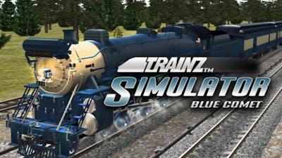 Trainz Simulator: Blue Comet DLC