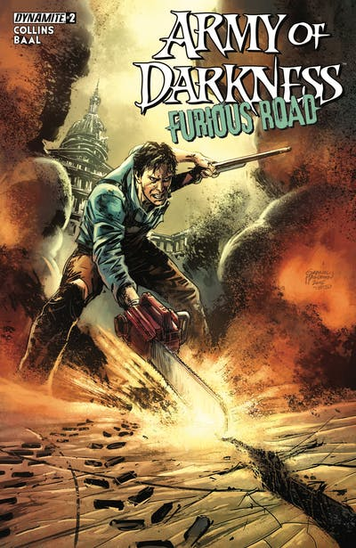 Army of Darkness Furious Road #2