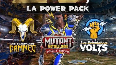 Mutant Football League - LA Power Pack