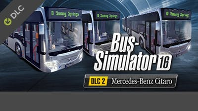 Bus Simulator 16 - Mercedes-Benz Citaro DLC
