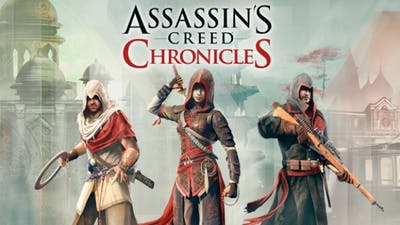 Assassin S Creed Chronicles Trilogy Pc Uplay Game Fanatical