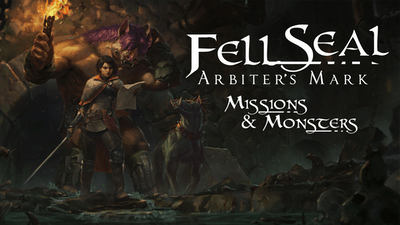 Fell Seal: Arbiter's Mark - Missions and Monsters - DLC