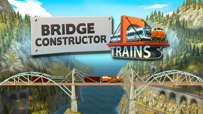 Bridge Constructor Trains - Expansion Pack DLC