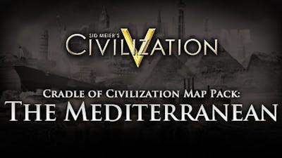 Civilization V: Cradle of Civilization - Mediterranean DLC