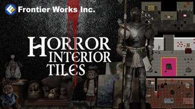 RPG Maker VX Ace: Frontier Works: Horror Interior Tiles DLC
