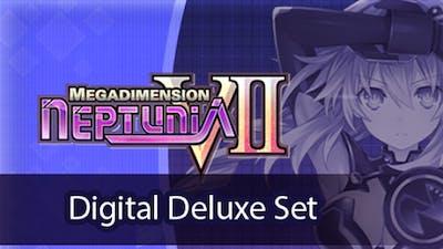Megadimension Neptunia VII Digital Deluxe Set DLC