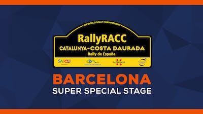 WRC 9 Barcelona SSS - DLC