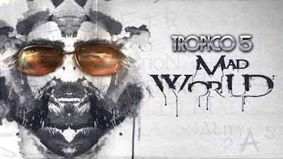 Tropico 5 - Mad World DLC