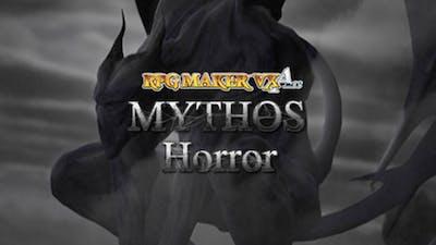 RPG Maker VX Ace: Mythos Horror Resource Pack DLC