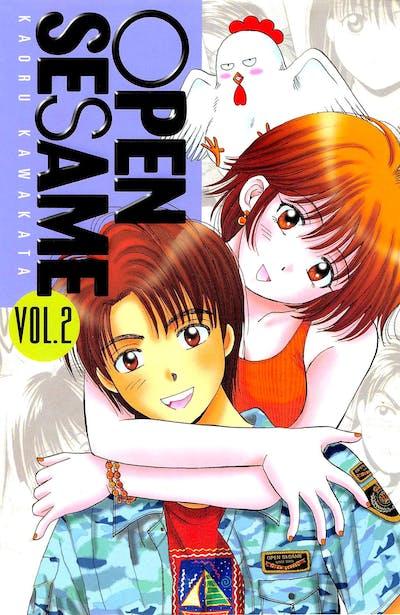 Open Sesame Volume 2