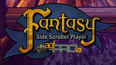 Axis Game Factory's AGFPRO Fantasy Side-Scroller Player DLC