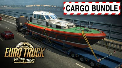 Euro Truck Simulator 2: Cargo Collection Add-on DLC
