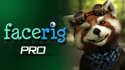FaceRig Pro Upgrade DLC