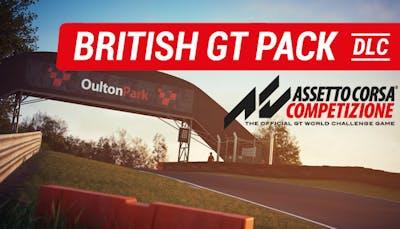 Assetto Corsa Competizione British GT Pack - DLC