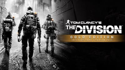 Tom Clancy's The Division Gold Edition | PC Uplay Game